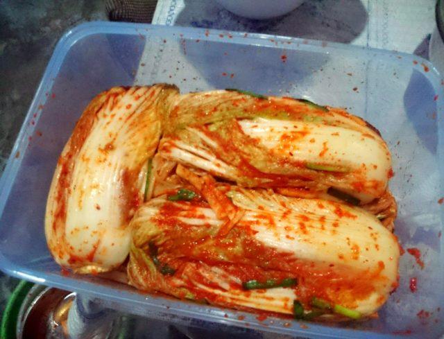 пекинская капуста в соусе